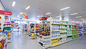 The Zumtobel Group is to provide the lighting for over 380 Wilko stores and two distribution centres, deploying an LED lighting solution from the Thorn and Zumtobel brands
